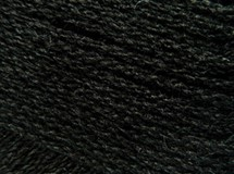 Black - Bluebell Merino 5 ply